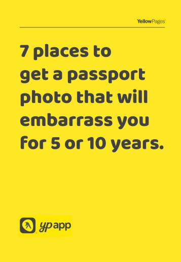 Yellow Pages Passport