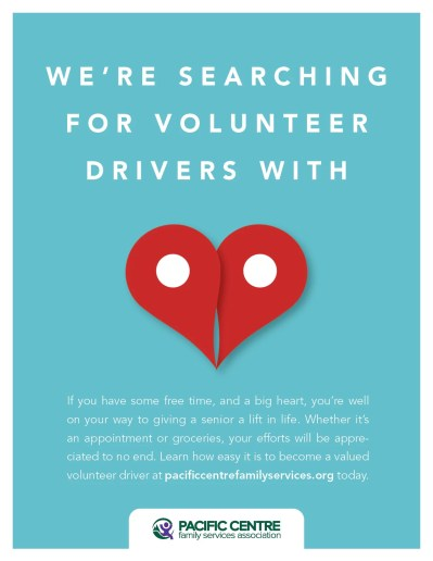 Drivers wanted poster