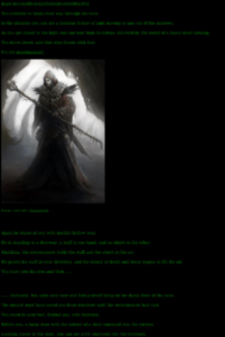 Necromancer-Encounter