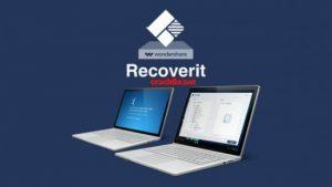 Wondershare Recoverit Crack v10.0.0.48 Full Registration Key Download
