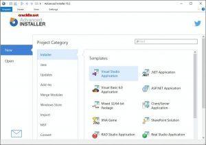 Advanced Installer 18.6 Crack & License Key 2021 Download - [Mac]