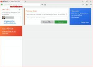 AnyDesk 6.3.2 Crack + License Key Full Version (2021) Free Download