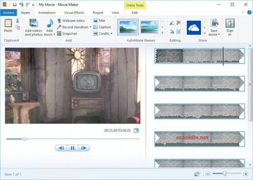 Windows Movie Maker 2020 Crack + License Key
