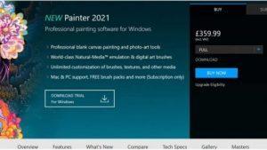 Corel Painter 2022 22.0.0.164 Crack + Registration Code Free - {Mac]