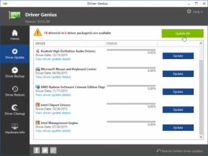 Driver Genius 21.0.0.138 Crack & Keygen Full Patch 2021 Download