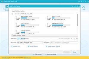 EaseUS Todo Backup Crack Free v13.5 Full Patch & Registration Code