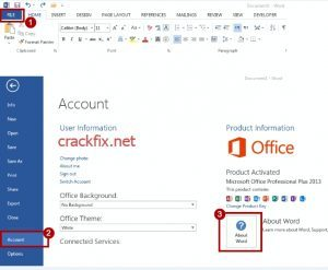 Microsoft Office 2013 Crack + Product Key 2021 Free Download for Win/Mac
