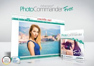 Ashampoo Photo Commander 16.3.3 Crack With Serial Key Download