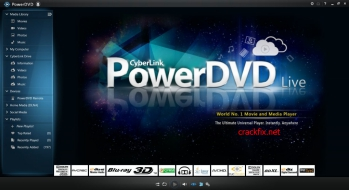 CyberLink PowerDVD 21 Ultra Crack With Activation Key 2022 [Latest]