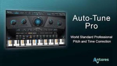 Antares Autotune Pro 9.2.1 Crack+Serial Key(Latest) 2021 Download