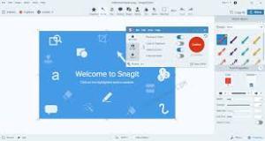 Snagit 2021.4.0 Crack+Serial Key(64-Bit)Full Updated Free Download