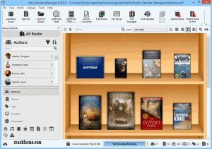 Alfa eBooks Manager Pro/Web 8.4.71.1 Crack+Keygen(2021Latest)