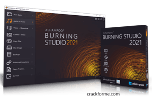 Ashampoo Burning Studio 23.2.58 Plus Crack With Activation Key[Latest]