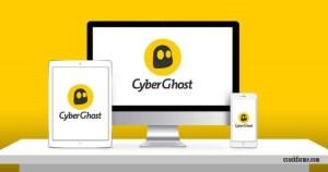 CyberGhost VPN 8.2.4.7664 Crack+Activation Key[Lifetime Working]