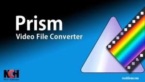 Prism Video File Converter 7.39 Crack + Keygen[Latest 2021] Download