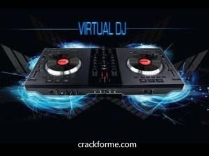 Virtual DJ Pro 2021.8.5.6541 Crack+ Keygen(Mac & Win)Free Download