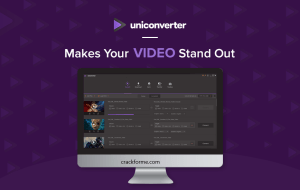 Wondershare Uniconverter 12.6.3.1 Crack+Registration Key(Latest)
