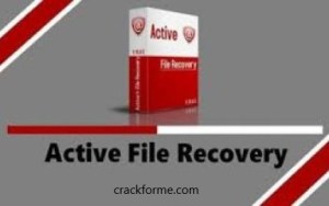 Active File Recovery 21.0.2 Crack +License Key (2021 Download) Free