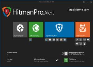 HitmanPro 3.8.36 Build 319 Crack + Product Key(100% Working) Latest