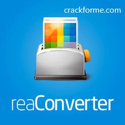 ReaConverter Pro 7.668 Crack +Activation Key[Sep 2021] Download