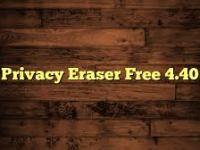 Privacy Eraser Free 4.40.0