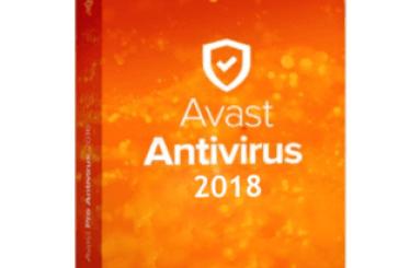 Avast Antivirus 2018 Crack
