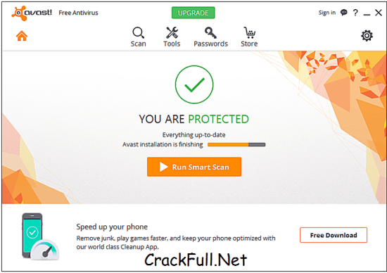 Avast Antivirus 2018 License Key