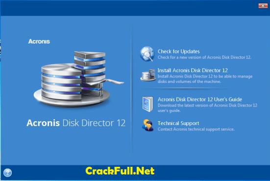 Acronis Disk Director 12 Keygen