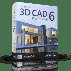 Ashampoo 3D CAD Professional 6 License Key