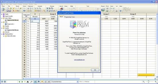 GraphPad Prism 7 Crack