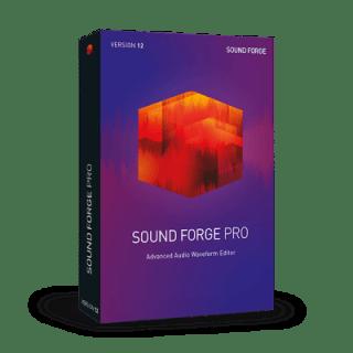 MAGIX Sound Forge Pro 12 Crack
