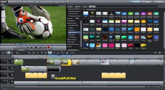 Magix Movie Edit Pro Premium 2018 Keygen