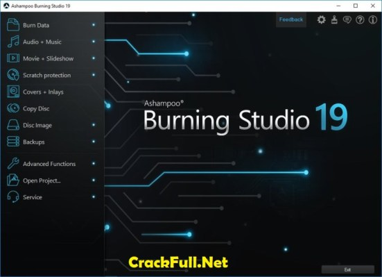 Ashampoo Burning Studio 19 Crack
