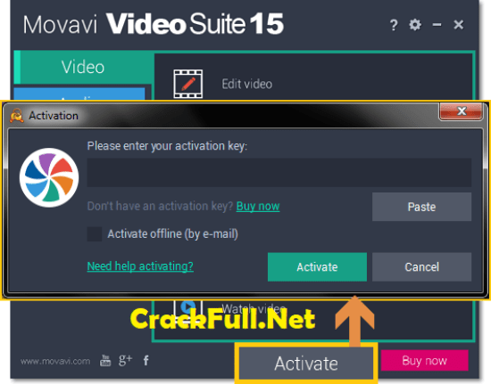 Movavi Video Editor 15 Crack Activation Key Free Download