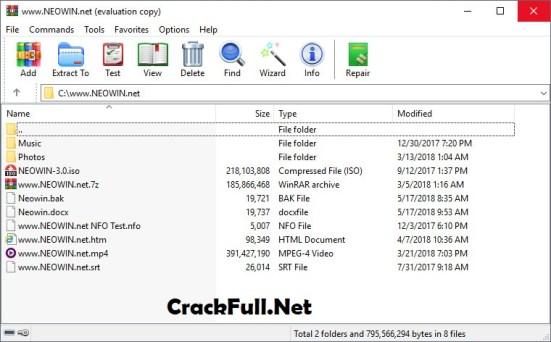 WinRAR Full Version Free Download