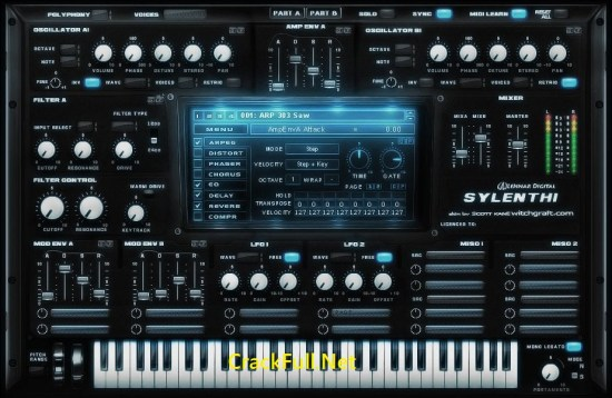 Sylenth1 Crack incl Keygen Full Version Download
