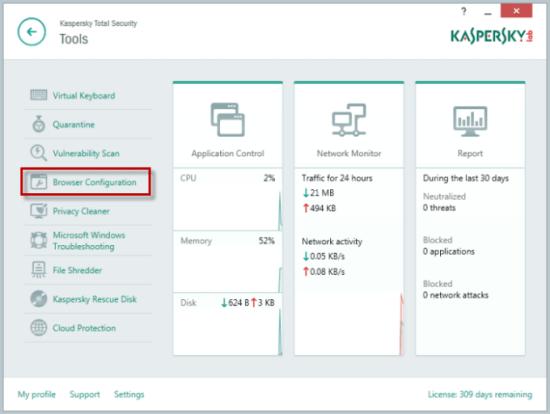 Kaspersky Total Security Activation Key