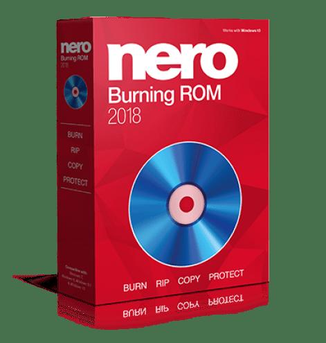 Nero Burning ROM 2019 Serial Key