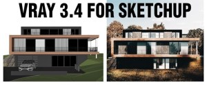 Vray For Sketchup 2018 Crack With Licence Key Free Download