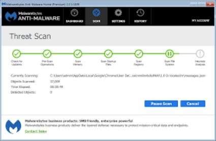 Malwarebytes Anti-Malware 3.5.1 Crack + License Key Free Download