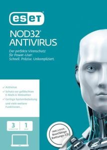 ESET NOD32 Antivirus 11.1.54.0 License Key Full Crack