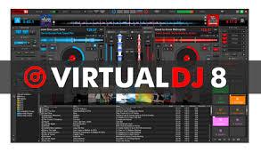 Virtual DJ 8.2 License Key With Crack Full Free Download