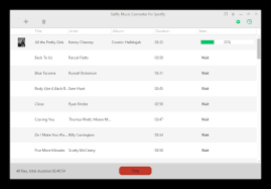 Sidify Music Converter 1.2.9 Crack + Serial Key Portable