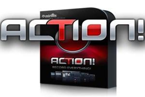 Mirillis Action 3.5.2 Crack + Serial Key Free Download