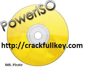 PowerISO 7.4 Crack With Registration Code Free Download 2019