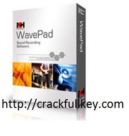 Wave Pad Sound Editor 9.31 Crack With Keygen Free Download 2019