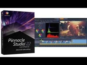 Pinnacle Studio 22 Ultimate Crack With Serial Key