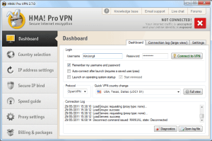 HMA! Pro VPN 4.3.4 Crack With Keygen Free Download