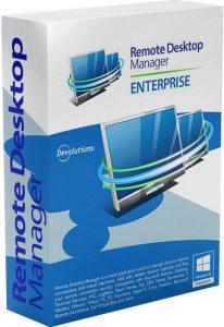 Remote Desktop Manager Enterprise 14.0.2.0 Crack With Keygen Free Download