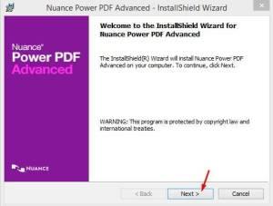 nuance power pdf activation key